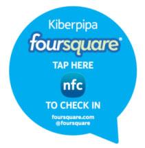 Foursquare NFC