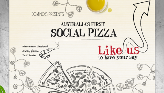 Domino's Pizza Australia
