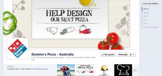Domino's Pizza Australia (después)