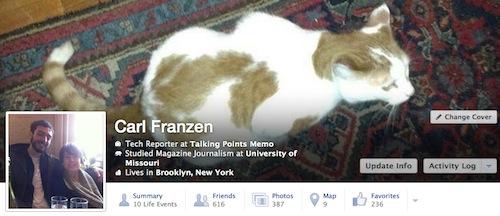 facebook timeline nuevo