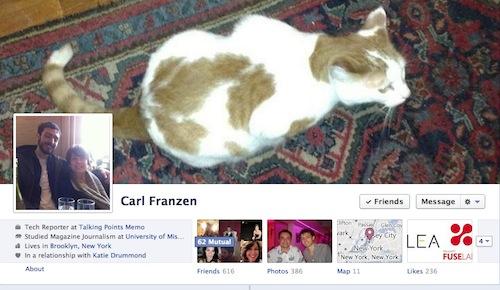 facebook timeline viejo