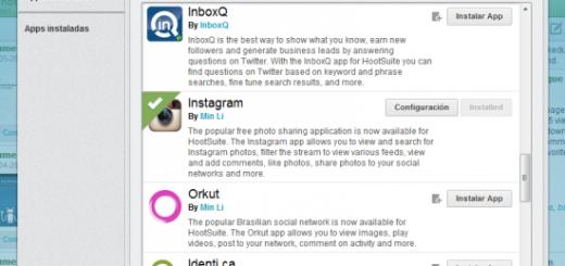 instagram en hootsuite