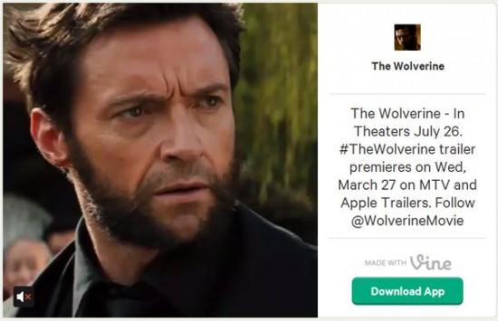the wolverine vine
