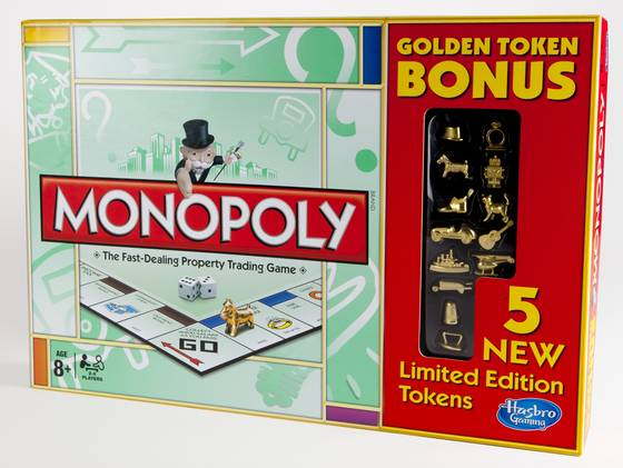 classic golden token edition