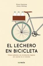 El lechero en bicicleta