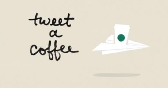 tweet a coffee
