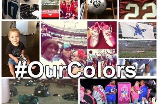tide promociona marca con ourcolors