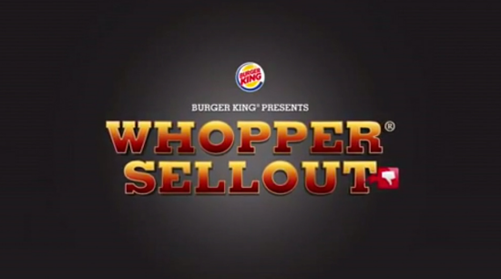 burger king, optimizar seguidores haciendo marketing