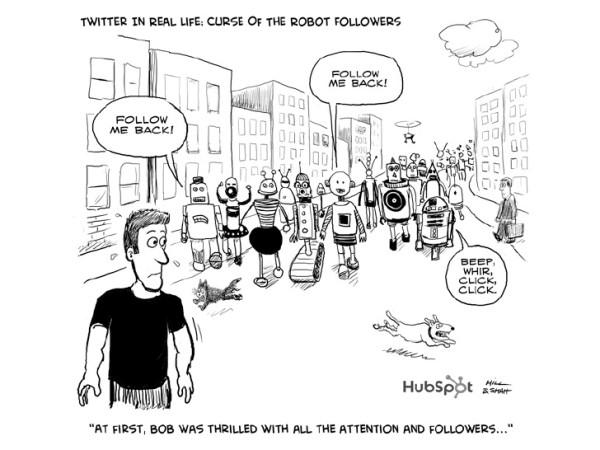 robots a hablar con clientes