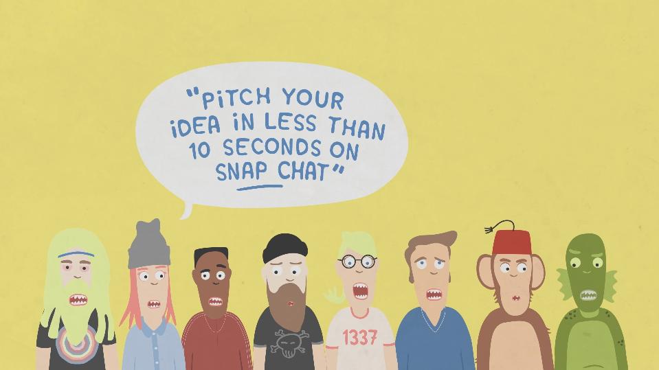 ddb oslo usa Snapchat para seleccionar candidatos