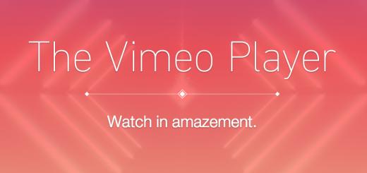 reproductor de vídeo vimeo