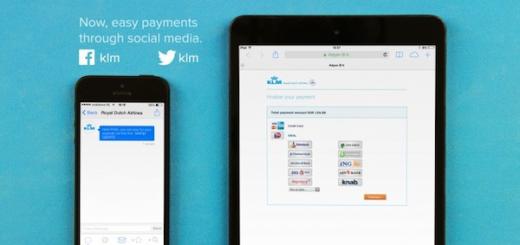 KLM, la aerolínea holandesa, ha puesto en funcionamiento un sistema para poder realizar la compra de billetes desde twitter y facebook.