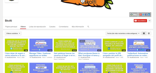 canal de youtube skolti