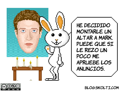 Mark Zuckerberg pixel art skolti