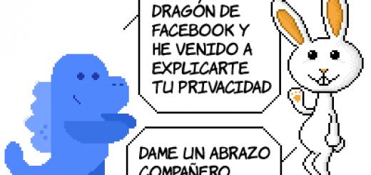 dragon facebook pixelado