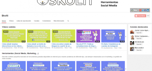 Skolti YouTube