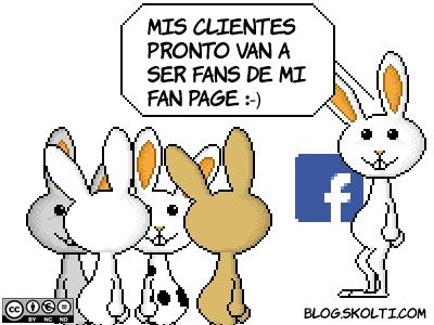 contactos en facebook