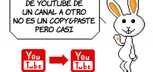 copiar vídeo de youtube
