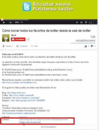 Hacer un mix del vídeo de youtube