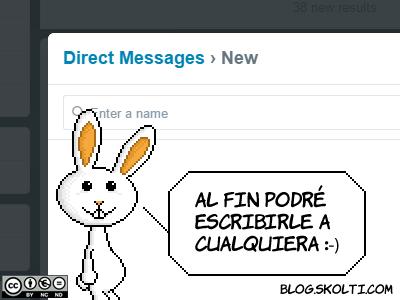 Mensaje directo