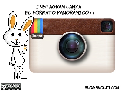 instagram panorámico